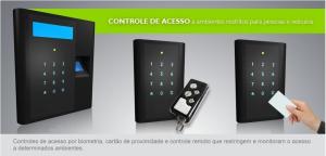 controles de acesso